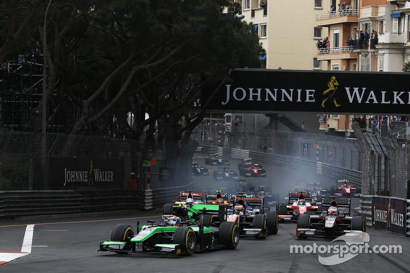 Monaco - Course 2