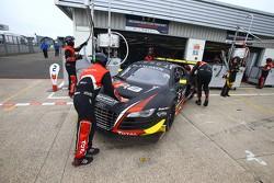 #2 Belgian Audi Sport Team WRT Audi R8 LMS: Джеймс Неш, Philippe Gaillard, David Hallyday