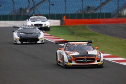 #34 Car Collection Motorsport Mercedes SLS AMG GT3: Alexта er Mattschull, Pierre Ehret