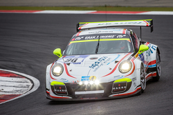 #90 Team Manthey Porsche 911 GT3 Cup MR : Steve Smith, Nils Reimer, Reinhold Renger, Harald Proczyk