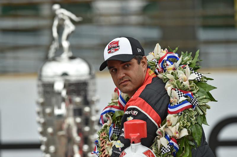 Переможець Хуан Пабло Монтойя, Penske Chevrolet