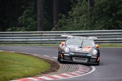 #67 Porsche 997 GT3: Andreas Weilve, Guido Wirtz, Oleg Kvitka