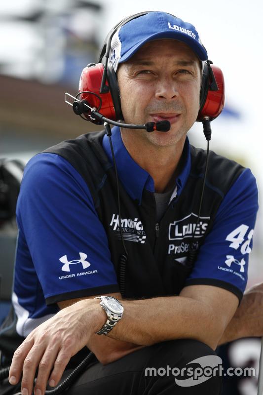 Chad Knaus, Hendrick Motorsports