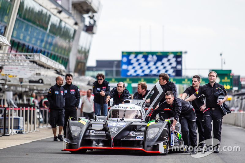 #42 Strakka Racing, Strakka-Dome S103