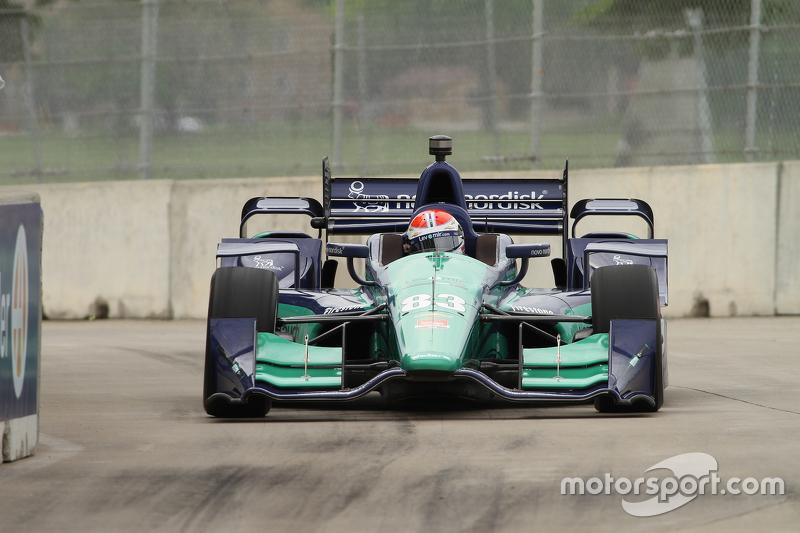 Charlie Kimball, Chip Ganassi Racing, Chevrolet