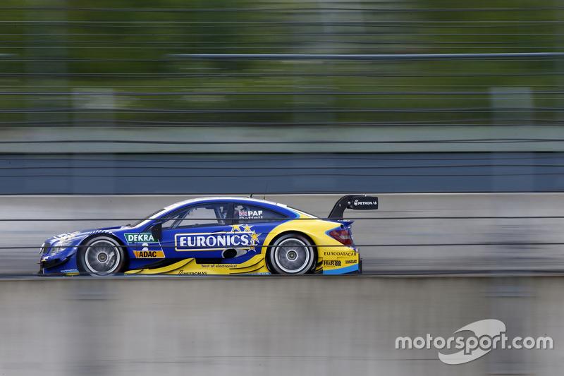 Gary Paffett, Mercedes-AMG C 63 DTM