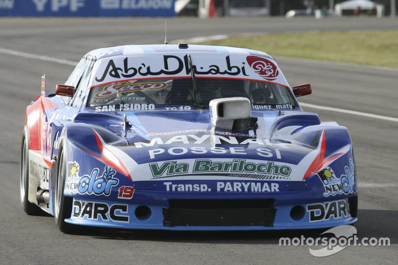 Матіас Родрігес, UR Racing Dodge