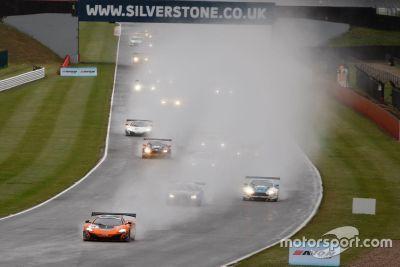 Britische GT-Serie: Silverstone