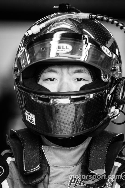 #29 Pegasus Racing, Morgan LM P2: David Cheng