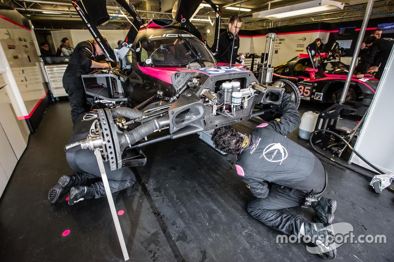 #34 OAK Racing, Ligier JS P2