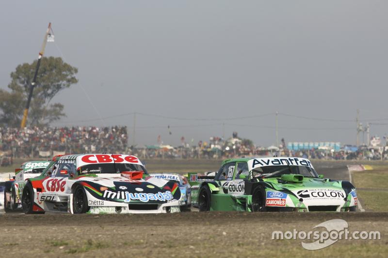 Карлос Окуловіч, Maquin Parts Racing Torino та Хуан Баутіста де Бенедіктіс, Alifraco Sport Ford
