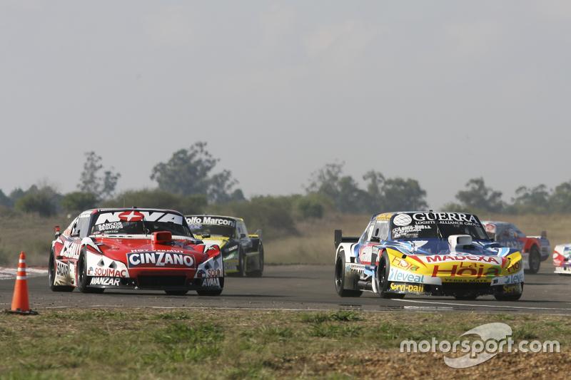 Луїс Хосе де Пальма, Indecar Racing Torino та Матіас Россі, Donto Racing Chevrolet