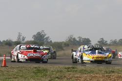 Luis Jose di Palma, Indecar Racing Torino en Matias Rossi, Donto Racing Chevrolet