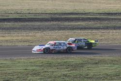 Matias Jalaf, Alifraco Sport Ford, dan Mauro Giallombardo, Maquin Parts Racing Ford