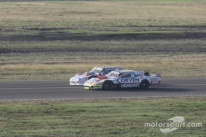 Juan Marcos Angelini, UR Racing Dodge dan Camilo Echevarria, Coiro Dole Racing Torino