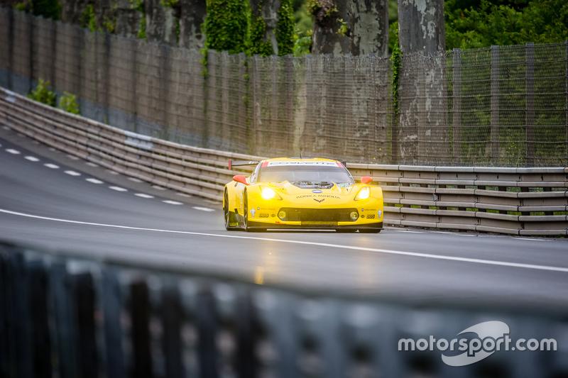 #63 Corvette Racing, Corvette C7.R: Jan Magnussen, Antonio Garcia, Ryan Briscoe