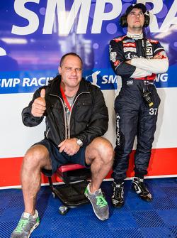 SMP Racing: Сергей Злобин и Кирилл Ладыгин