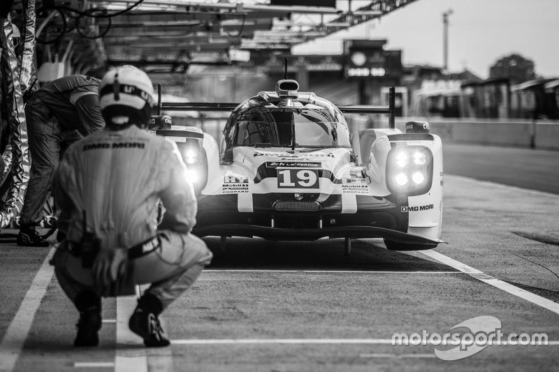 #19 Porsche Team, Porsche 919 Hybrid: Nico Hülkenberg, Nick Tandy, Earl Bamber, Frédéric Makowiecki