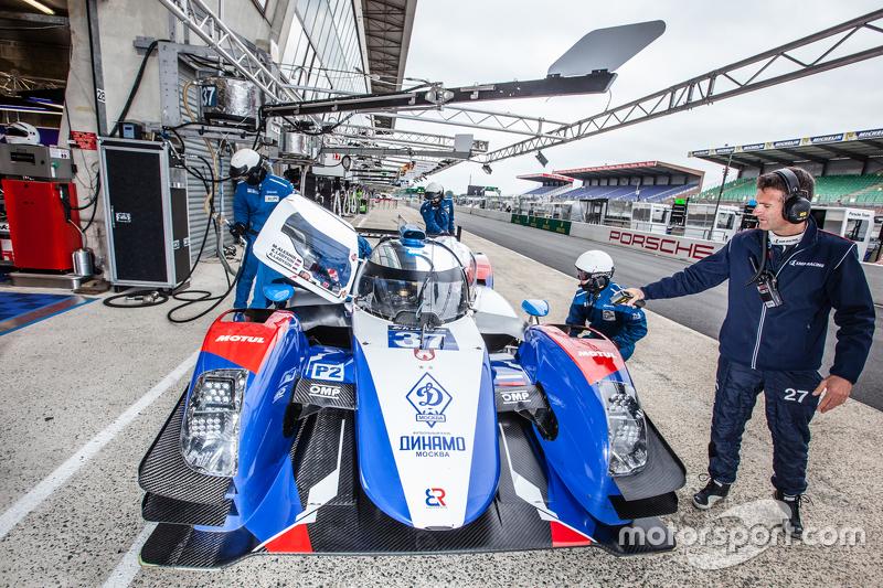 SMP Racing: Nicolas Minassian