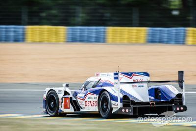 Le Mans Junho - teste privado