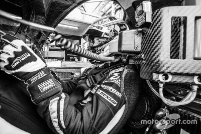 Private Testfahrten in Le Mans, Juni