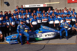 Teamfoto Benetton