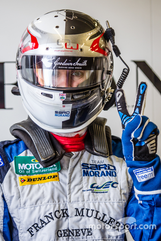 #43 Team SARD-Morand, Morgan LM P2 EVO: Oliver Webb