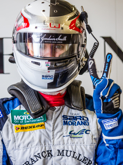 #43 Team SARD-Morand Morgan LM P2 EVO: Oliver Webb