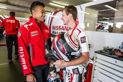 Nissan Motorsports: Jann Mardenborough, dan Mark Shulzhitskiy