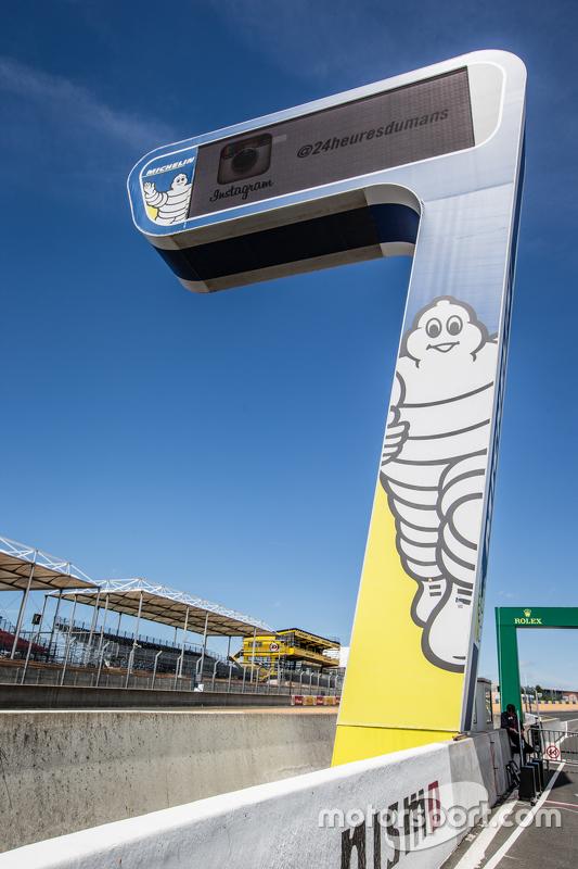Michelin ekran kulesi