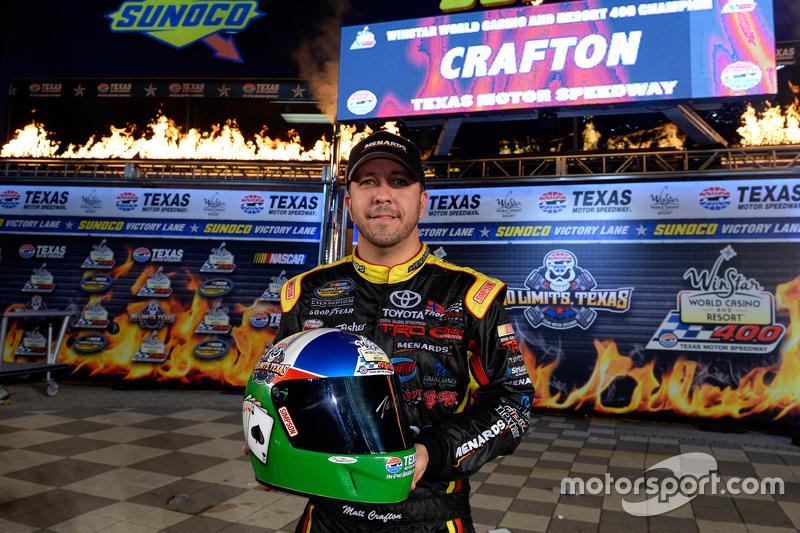 1. Matt Crafton, ThorSport Racing, Toyota