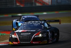 #4 Belgian Audi Club Team WRT Audi R8 LMS Ultra: Frank Stippler, Джеймс Неш
