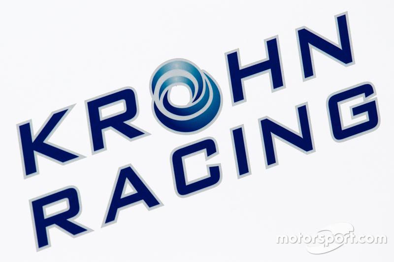 Krohn Racing, Transporter mit Logo