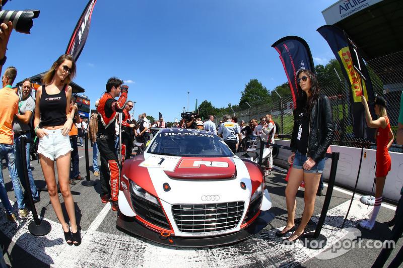#1 Belgian Audi Club Team WRT, Audi R8 LMS Ultra: Robin Frijns, Laurens Vanthoor