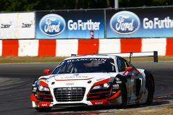 #6 Phoenix Racing, Audi R8 LMS: Niki Mayr-Melnhof, Markus Winkelhock