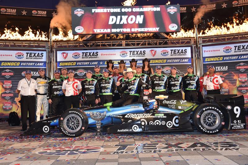 Juara balapan Scott Dixon, Chip Ganassi Racing Chevrolet
