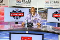 Gran Mariscal Charles Haley, jugador de la NFL