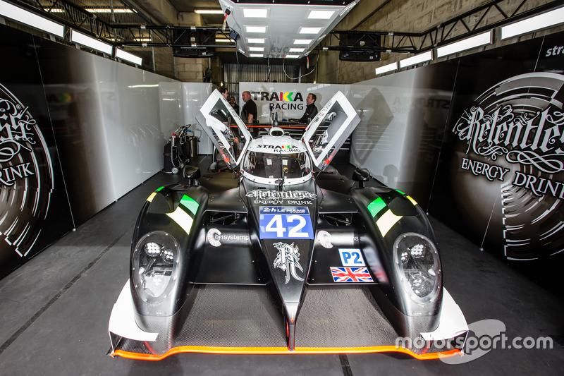 #42 Strakka Racing, Strakka-Dome S103