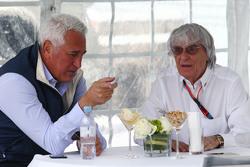 Lawrence Stroll, Businessman bersama Bernie Ecclestone