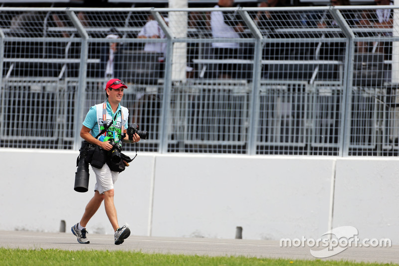 Jamey Price, Formula One Photographer