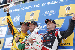 Тьягу Монтейру, Honda Civic WTCC, Honda Racing Team JAS, Робе Хафф, Lada Vesta WTCC, Lada Sport Rosn