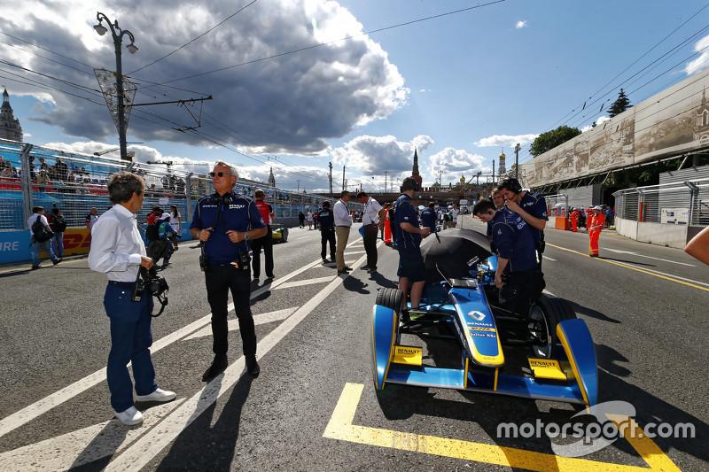 Ніколас Прост, e.dams-Renault Formula E Team