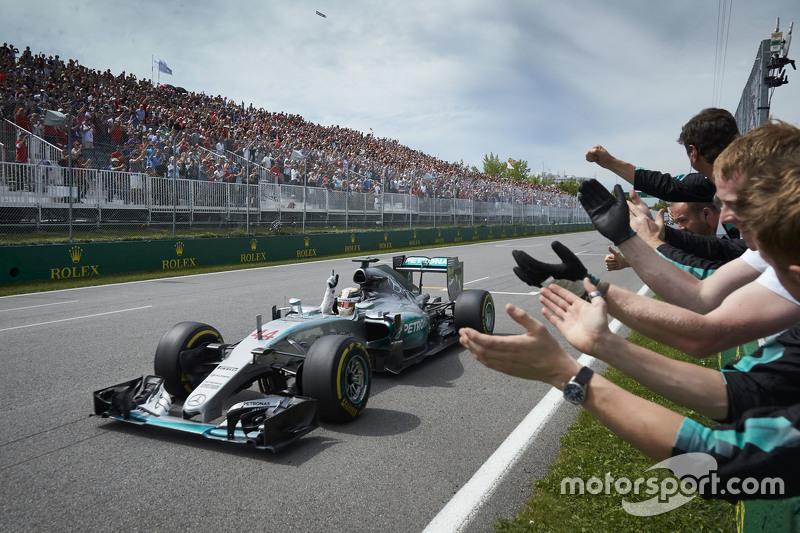 Grand Prix du Canada 2015