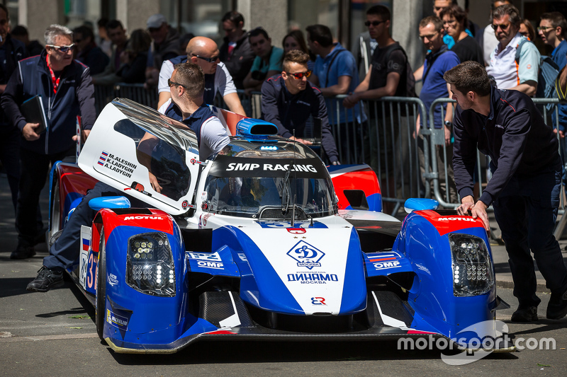 #37 SMP Racing, BR01