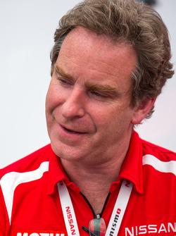 Ben Bowlby, Technischer Direktor LMP Nissan Motorsport