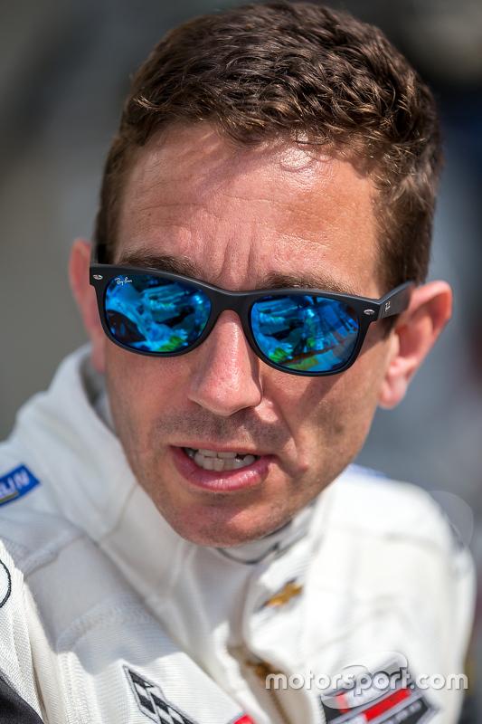 Corvette Racing: Oliver Gavin