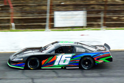 Matt Brabham testet ein Late Model von David Gilliland Racing