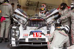 #19 Porsche Team Porsche 919 Hybrid: Ніко Хюлкенберг, Нік Тенді, Ерл  Бембер