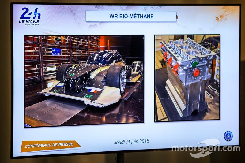 Welter Racing, Rennwagen mit Bio-Methan