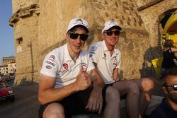 Крис Мик и Пол Нэгл, Citroen Abu Dhabi World Rally Team